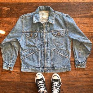 Jordache | Vintage Jordache Jean Jacket Size M